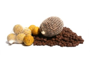 Large 35mm 40mm pva mesh boilie and pellet